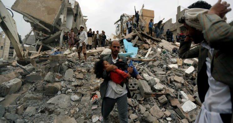 جرائم الحرب في اليمن