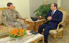 مصر تنسحب من حلف الناتو العربي خوفاً من إيران