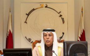 رئيس مجلس الشورى القطري آل محمود