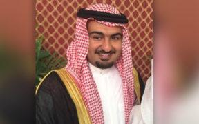 الأمير السعودي القطري نواف الرشيد