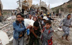جرائم حرب اليمن