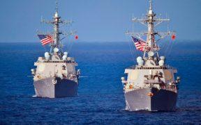 السفن الأمريكية