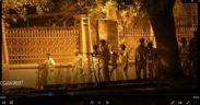 إطلاق نار على المعتصمين في الخرطوم