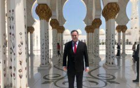 كاتس في أبو ظبي