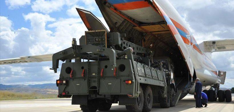 صواريخ S400