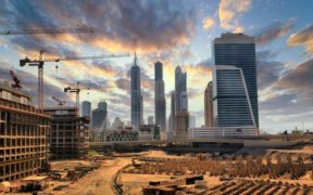 انهيار اقتصاد دبي