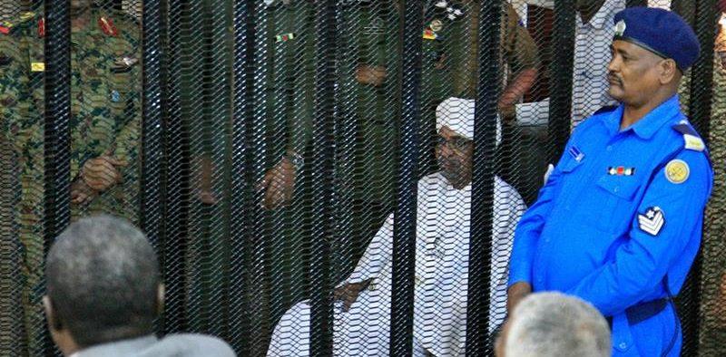 Sudan's ex-president