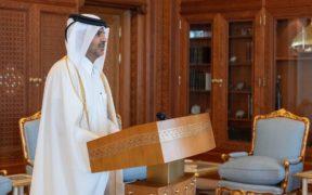 الشيخ خالد بن خليفة