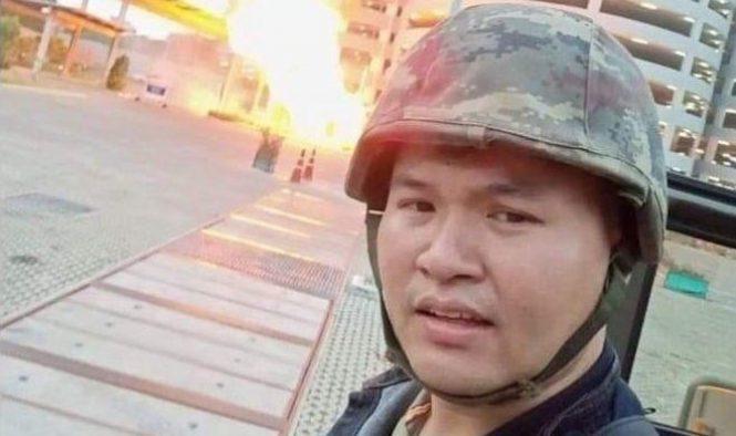 جندي تايلاندي