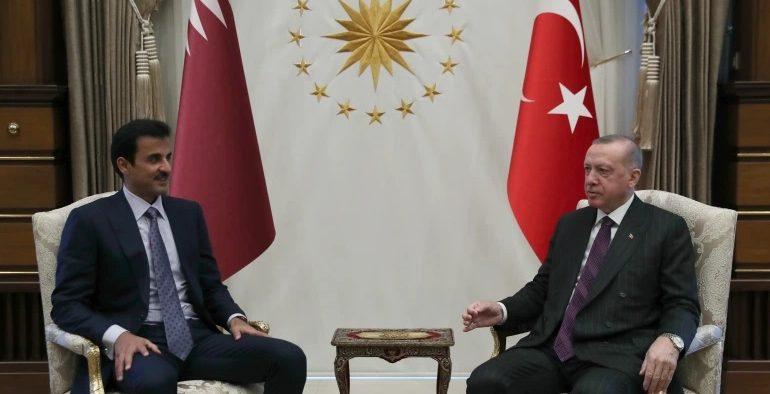 التركية القطرية